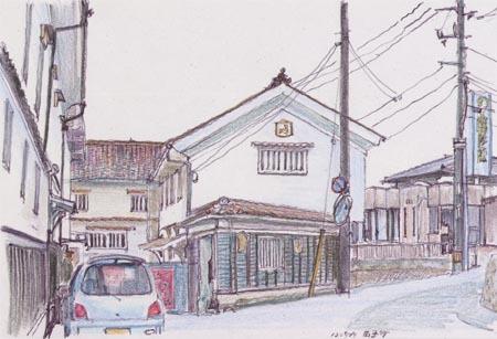 東広島市西条町、賀茂鶴酒造の蔵.jpg